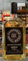 Aberfeldy 1997, 19yo, 55,3%. Cadenheads International Release 16