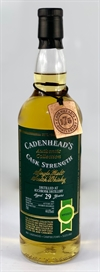 Auchroisk 1988, 29yo, 44,6%. Cadenehads Authentic Collection