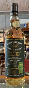 Glen Spey 2001, 15yo, 56.4%. Cadenheads Authentic Collection