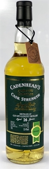 Glen Spey 2001, 16yo, 55,4%. Cadenheads Authentic Collection