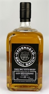 Glen Spey 1995, 22yo, 57,9%. Cadenheads International Release 20