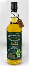 Glenburgie 1992, 25yo, 54,6%. Cadenheads Authentic Colection