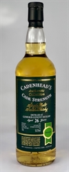 Glenburgie 1992, 26yo, 50,2%. Cadenheads Authentic Collection