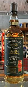 Glengoyne 1996, 20yo, 54%. Cadenheads Authentic Collection