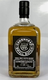Glenrothes 1996, 21yo, 50,9%. Cadenheads International Release 21