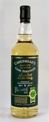 Inchgower 2009, 9yo, 56,2%. Cadenheads Authentic Collection.