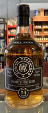 North British (Single Grain Whisky), 24yo, 46%. Cadenheads International Release 5