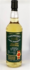 Pulteney 2006, 12yo, 56%. Cadenheads Authentic Collection.