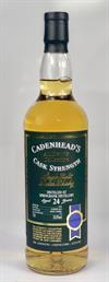 Springbank 1994, 24yo, 50,8%. Cadenheads Authentic Collection.