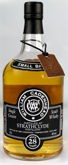 Strathclyde (Single Scottish Grain Whisky) 1989, 28år,46%. Cadenheads International Release 19.