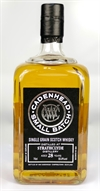 Strathclyde (Single Grain) 1989, 28yo, 55,8%. Cadenheads International Release 20.