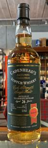 Tullibardine 1989, 26yo, 53.4%. Cadenheads Authentic Collection.